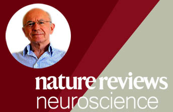 Prof. Menachem Hanani and Nature logo