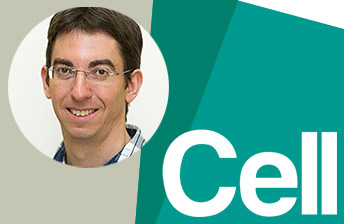 Dr. Shai Carmi and the Cell Logo